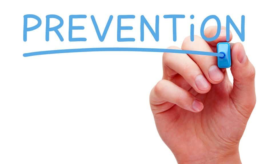 Les bienfaits & l'importance de la prévention pour être en bonne santé