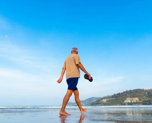 rester autonome et en pleine forme grâce à l'ostéopathie